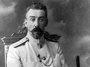 Иван Францевич Кошко в летнем мундире действительного статского советника