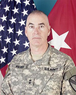 Генерал Болджер