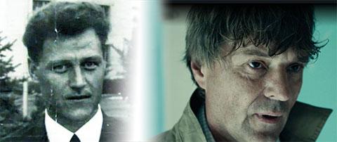 Слева: маньяк Анатолий Сливко, справа его прототип в сериале - Головко