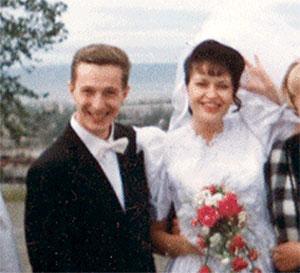 Алексей и Мария Гуськовы