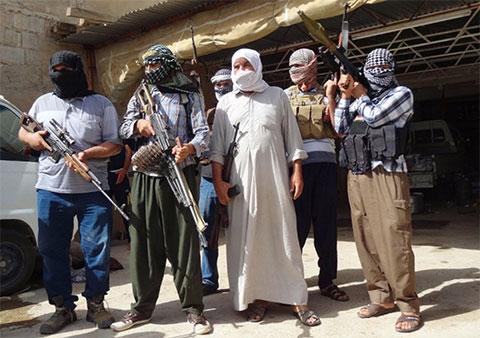 Исламское государство Ирака