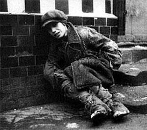 Было много людей, которые потеряли работу и оказались бездомными