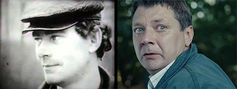 Слева: маньяк Геннадий Михасевич, справа его прототип из сериала Метод