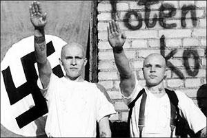Нацисты в СССР