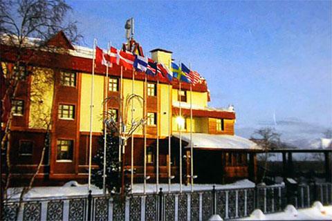 Элитный гостиничный комплекс «Ямальский», известный как «Нееловские дачи»