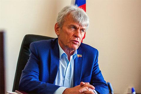 Депутат Заксобрания края Николай Сыроватка