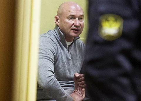 Олег Пронин - Аль-Капоне фото