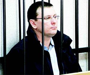 Криминальный авторитет Владислав Печников