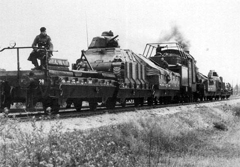 Золотой поезд третьего Рейха