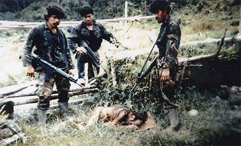 Пытки на острове