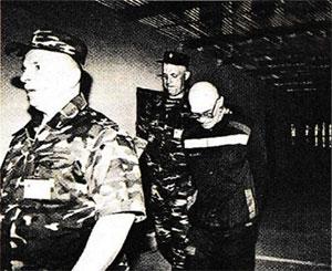 Василий Бабушкин в тюрьме