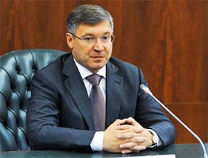 Владимир Якушев - губернатор Тюменской области