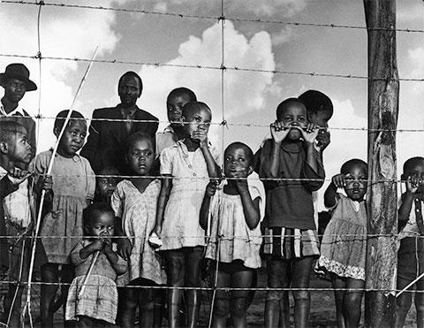 Жертвы Апартеида в ЮАР