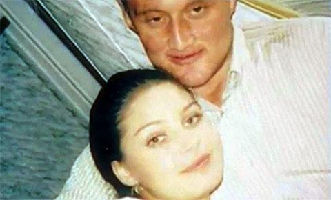 Константин Чувилин и Александра Петрова