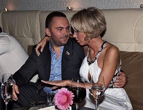 Денис Давитиашвили и Маша Малиновская