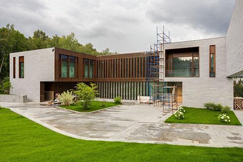 Дом Чубайса