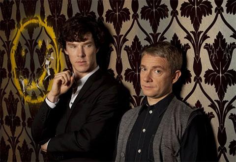 Новый Шерлок Холмс