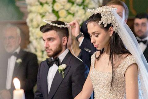 Саввиди - свадьба сына