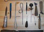 Ножи русской криминальной традиции