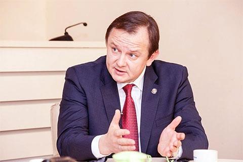 Министр здравоохранения Татарстана Адель Вафин