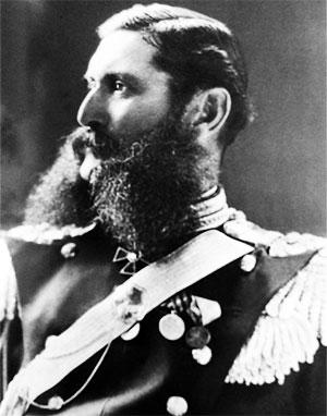 Князь Иван Шаховской