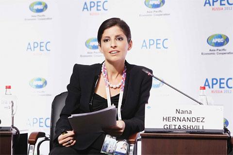 Нана Эрнандес-Геташвили