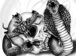 Криминальная традиция — модель змеи и орла