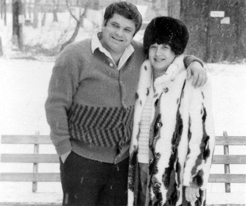 Слева: Евгений Васин -  Джем