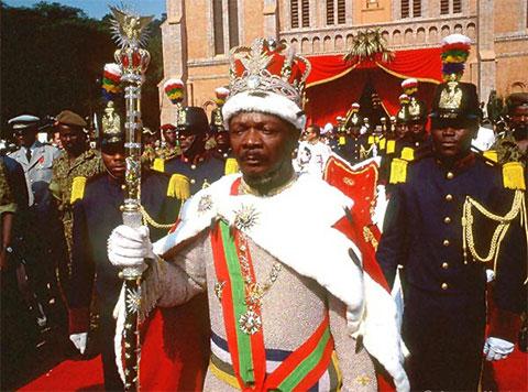 Император Бокасса
