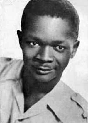 Жан Бокасса в молодости
