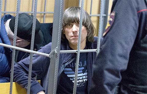 Криминальный авторитет Андрей Кочуйков - Итальянец