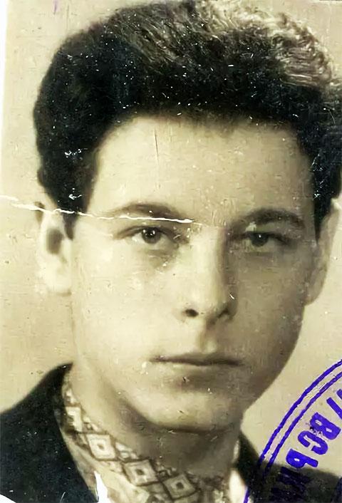 Богдан Сташинский