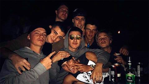 Иван и его друзья