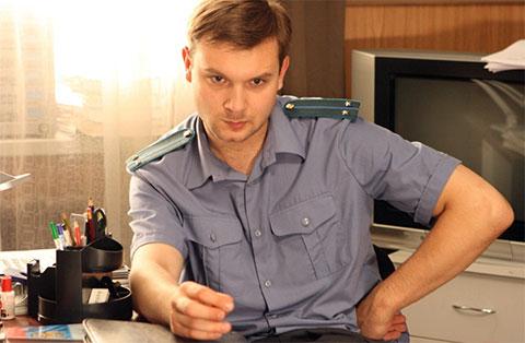 Владимир Фекленко, роль - Николай Тарасов