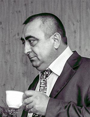 Павел Беликов
