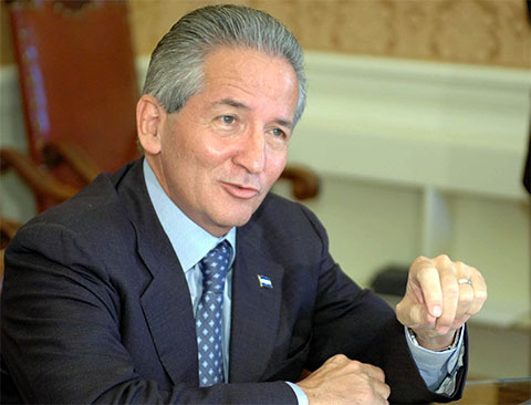 Рикардо Мадуро