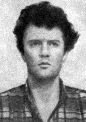 Криминальный авторитет Сергей Круглов - Борода