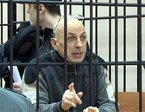 Криминальный авторитет Юрий Козлов
