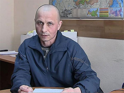 Юрий Сандрыкин