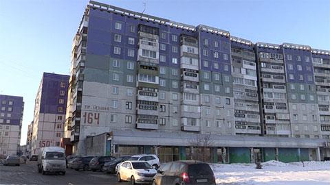 Квартира на проспекте Ленина, 164