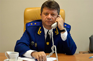 Прокурор Тульской области Александр Козлов