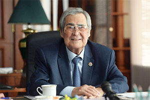 Аман Тулеев ушел в отставку