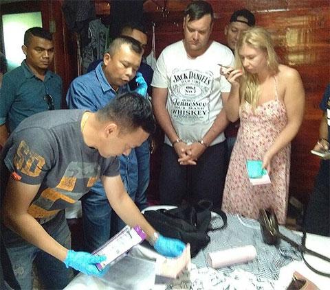Арест россиянина в Тайланде за кражу iPhone X