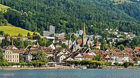 Швейцария - Цуг