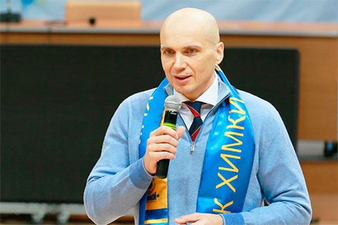 Генеральный директор «Мособлгаза» Дмитрий Голубков