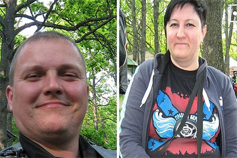 Дмитрий и Елена Тарасовы