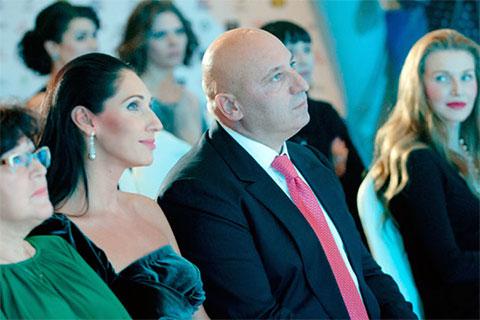 Роза и Игорь Чемерис