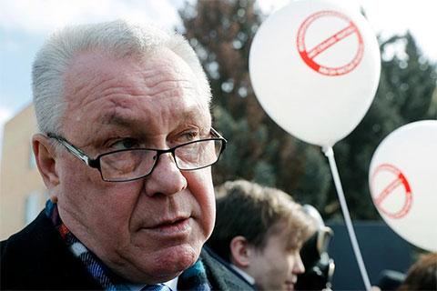 Петр Лазарев: «Протест не закончится, пока в «Ядрово» не начнут возить только местный мусор»