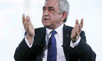 Серж Саргсян подал в отставку