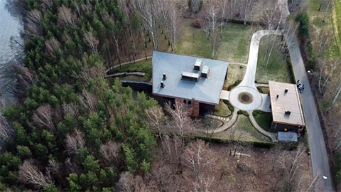 Новый дом Антона Вайно в «Пирогово»
